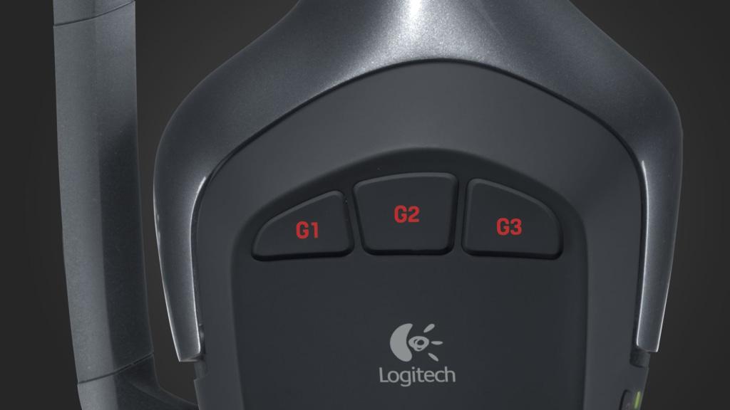 Audífonos inalámbricos con micrófono G930 para juegos