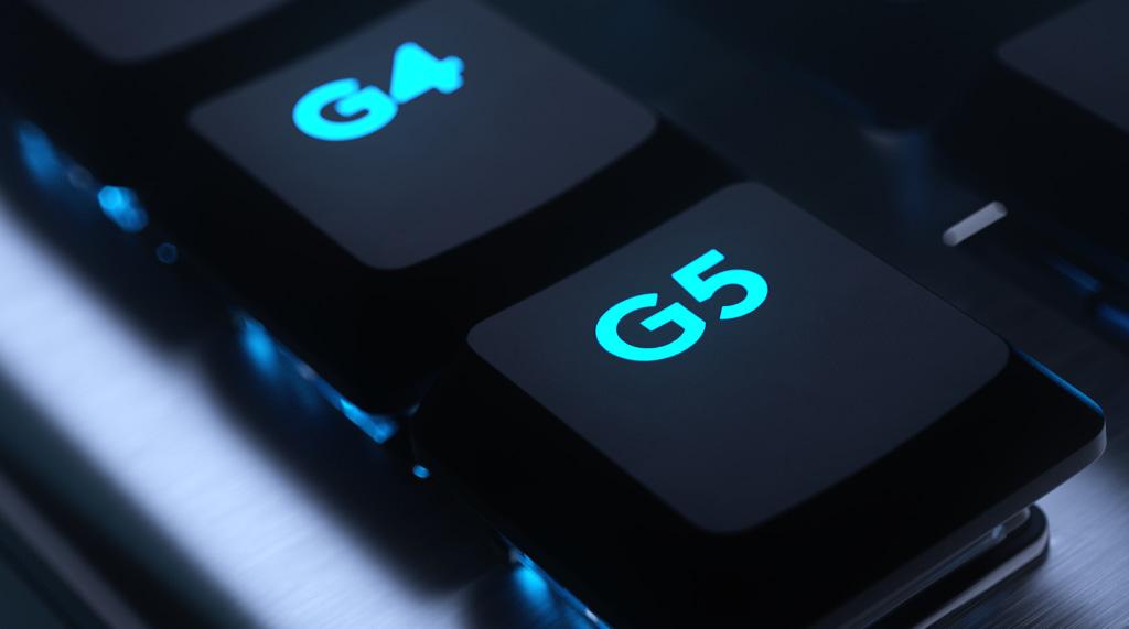 G915 | G-näppäimet