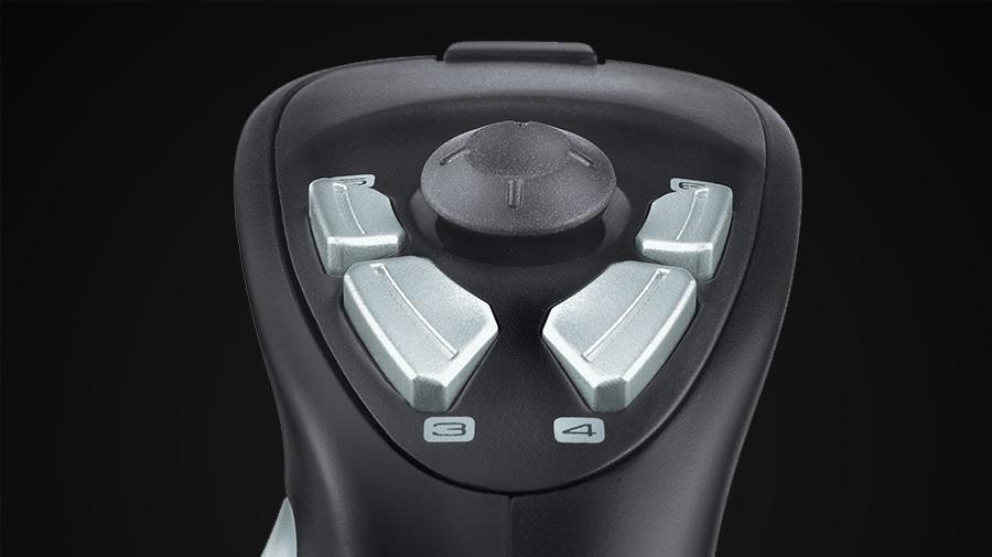 Extreme 3D Pro styrspak