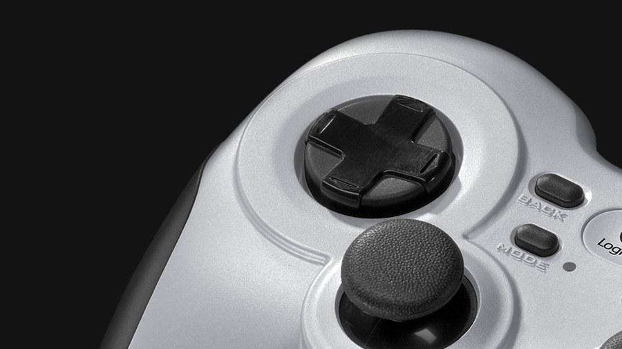F710ワイヤレス ゲームパッド