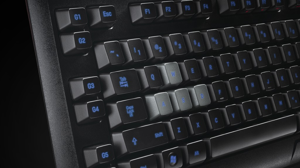 G105ゲーミング キーボード