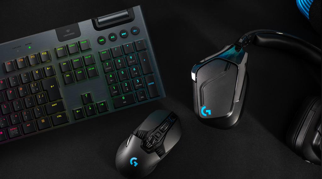 G915 | LIGHTSYNCによるデバイス間の同期