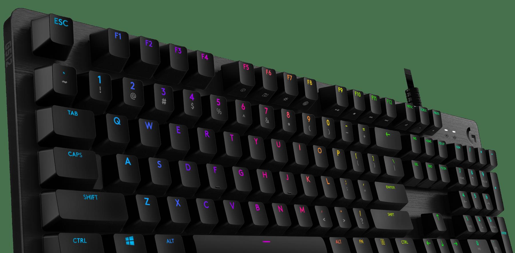 G512 LIGHTSYNC RGB Mechanical Gaming Keyboard