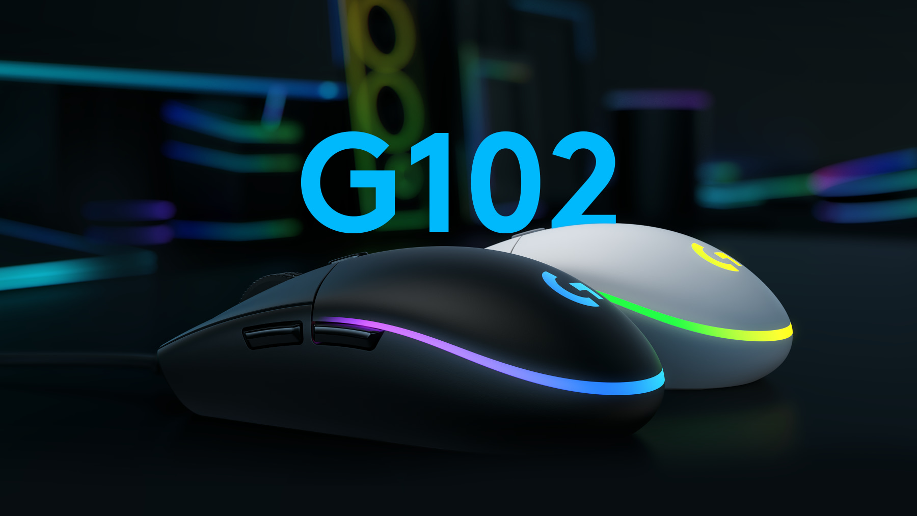 Best gaming mouse in India: Logitech G102 Prodigy RGB