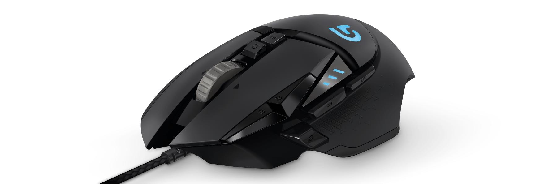 G502 Proteus Spectrum RGB 可調校遊戲滑鼠