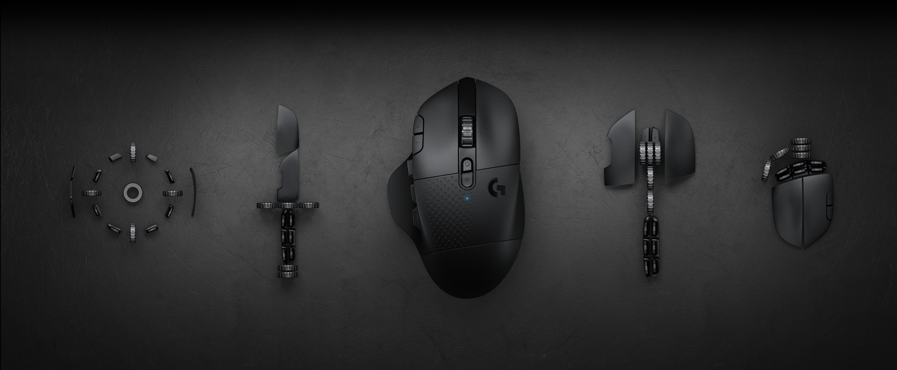G604 Lightspeed | MAKE YOUR PLAY