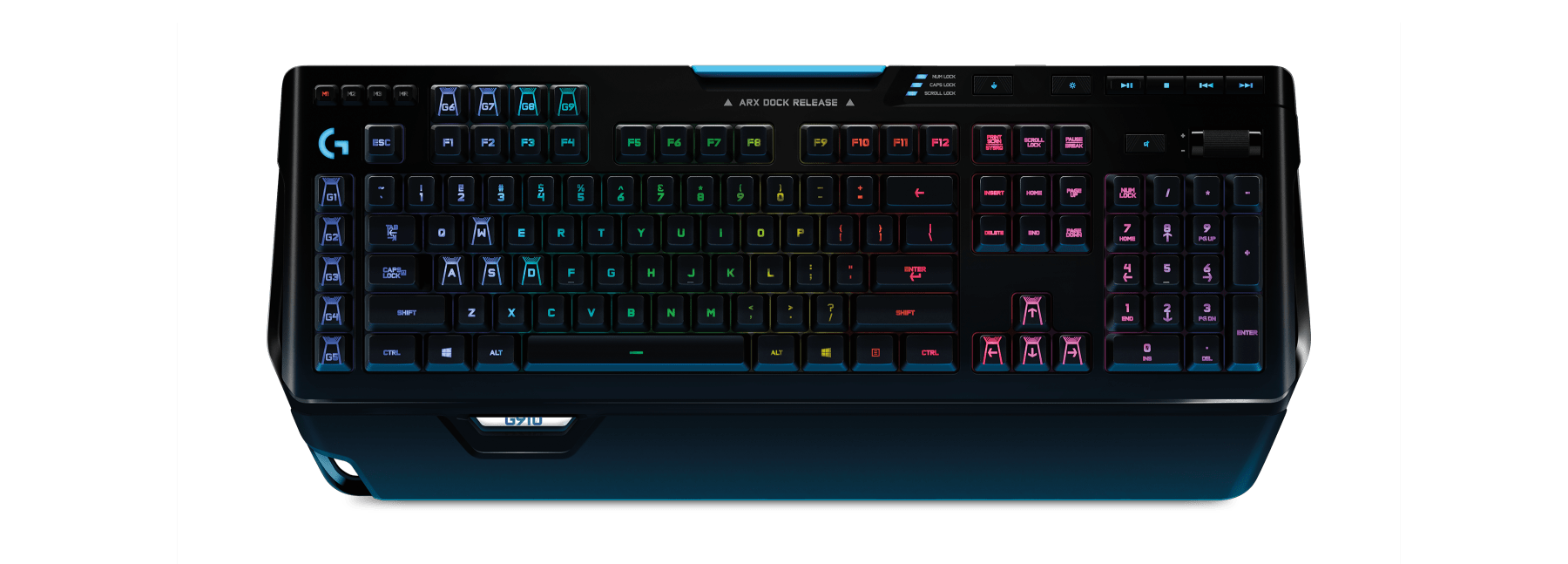 G910 RGB Mechanical Gaming Keyboard