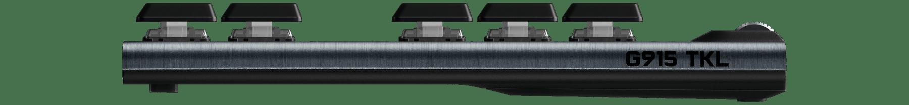 G915 | Matériaux premium