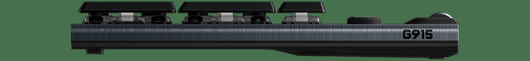 G915 | Premium-Materialien
