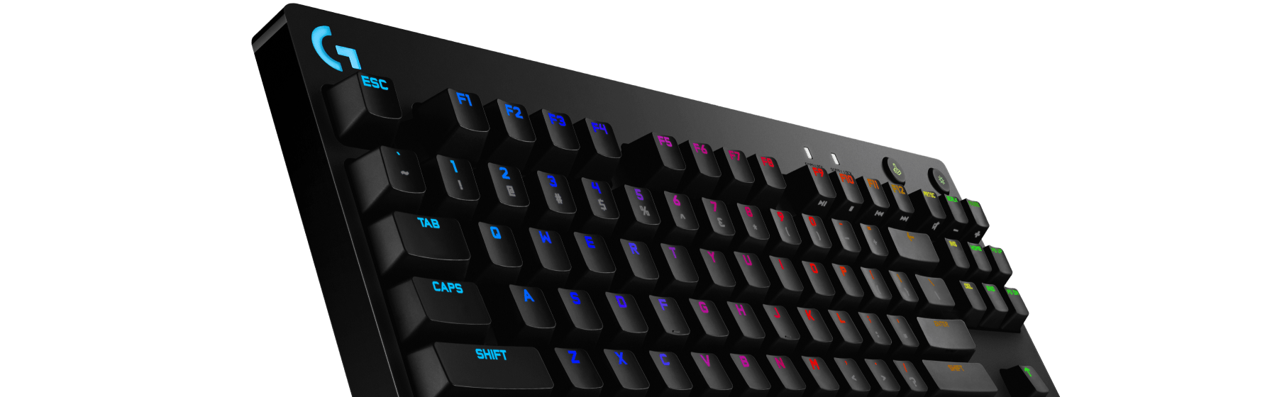 Pro Mechanical Gaming Keyboard