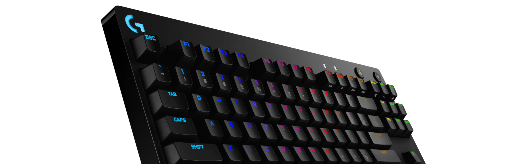 Mechanische Pro Gaming-Tastatur