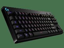 Kabelgebundene PRO Gaming-Maus + mechanische Pro Gaming-Tastatur | Fortschrittliche Gaming-Maus und Tastatur für Leistung der Superlative