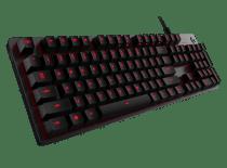 G413 | Mekanisk gamingtastatur med bagbelysning