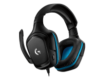 G432 | 7.1 Surround Sound Wired Gaming Headset