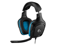 G431 | 7.1 Surround Sound Wired Gaming Headset