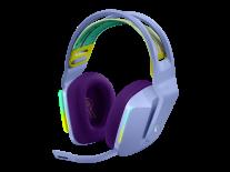 G733 | LIGHTSPEED Wireless RGB Gaming Headset