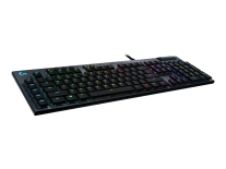 G813 | LIGHTSYNC RGB Mechanical Gaming Keyboard