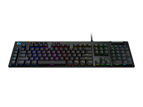 G815 | Mechanische RGB-Gaming-Tastatur mit LIGHTSYNC