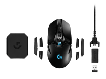 G903 | Mouse gaming wireless LIGHTSPEED Dotato di sensore HERO