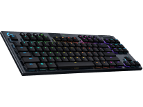 G915 TKL | Klávesnice Tenkeyless LIGHTSPEED Wireless RGB Mechanical Gaming Keyboard