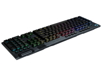 G915 | Clavier gaming mécanique sans fil RVB LIGHTSPEED