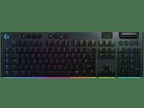 G915 | Teclado mecánico inalámbrico RGB LIGHTSPEED para gaming