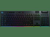 G915 | Tastiera gaming meccanica wireless LIGHTSPEED RGB