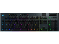 G915 | Kabellose mechanische LIGHTSPEED RGB Gaming-Tastatur