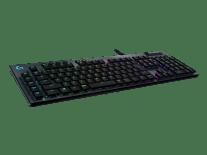 G813 | LIGHTSYNC RGBメカニカル ゲーミング キーボード