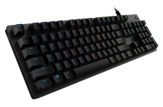 G512 Carbon | Mechanische RGB-Gaming-Tastatur