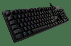 G512 Carbon | RGB Mechanical Gaming Keyboard