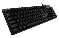 G512 Carbon | Clavier gaming mécanique RVB