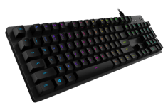 G512 Carbon | Teclado mecânico RGB para jogos