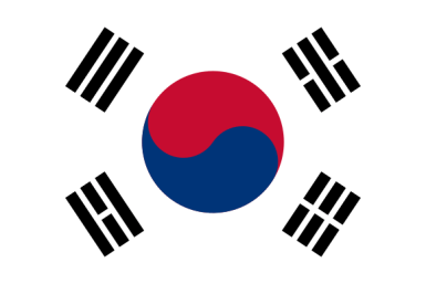 Team South Korea Logo