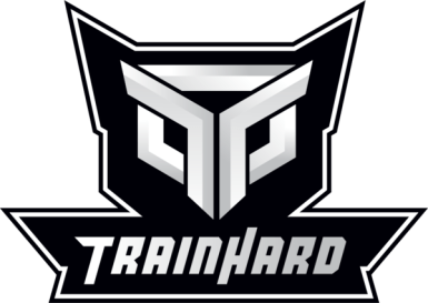 Trainhard Logo