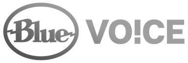 Blue Voice Logosu