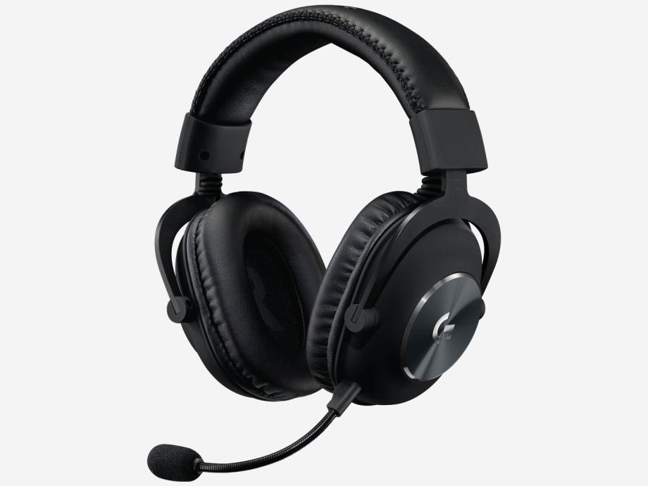 Logitech Pro X Gaming Headset With Blue Vo Ce Mic Technology